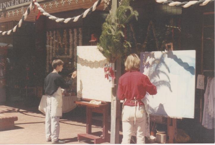 """""""Fanfare"""" 19/12/1987 Theatre Place"""