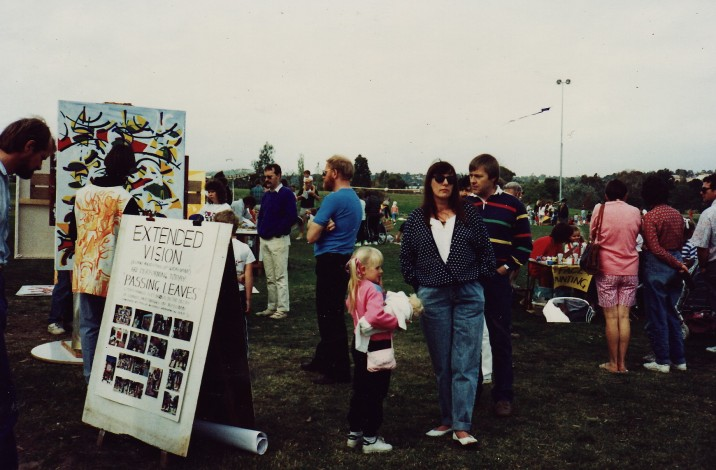 """Performance of """"Passing Leaves"""" 8-4-1990"""
