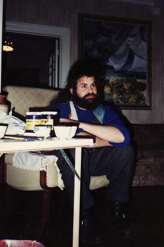 Juan Sanz 1990