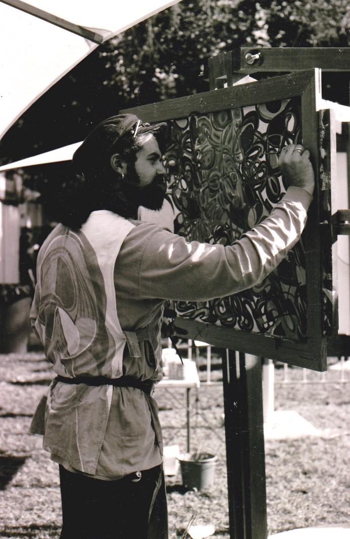 Juan at Moomba